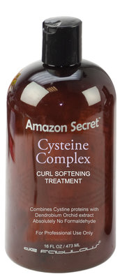 Cysteine Complex Curl Softening Treatment