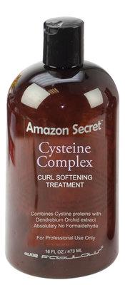 Cysteine Complex Curl Softening Treatment