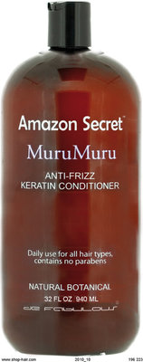 Amazon Secret conditioner Muru Muru