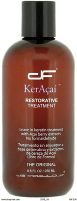 KerAçaí  restorative treatment