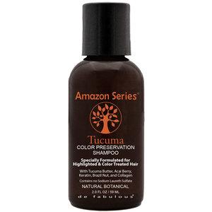 Tucuma kleurherstellende shampoo